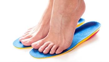 Ортопедические стельки и приспособления  для стопы