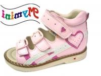 .MyMini сандалии 106-24-04 розовый/сердечки