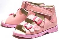Тотто сандалии 023 розовый