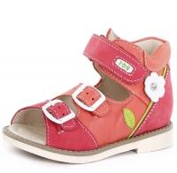Baby Orthopedic Shoes сандалии красный 052-101
