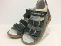 Minitin сандалии 1001 серый
