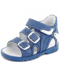 Тотто сандалии 0223 голубой