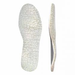 Детские ортопедические стельки с покрытием из натуральной шерсти