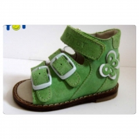 Тотто сандалии 022 лайм