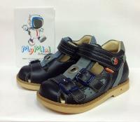 Baby Orthopedic Shoes сандалии синий