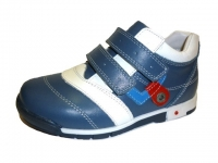 .MyMini Туфли спорт 62-22-14 синий/белый
