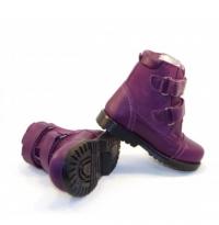 Baby Orthopedic Shoes сандалии серый/т.синий 5471