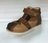 Baby Orthopedic Shoes туфли коричневый 7151