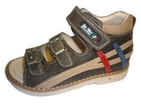 .MyMini сандалии хаки/спорт полосы
