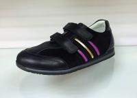 .Minitin ортопедические кроссовки черный/подосы