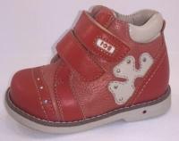 Baby Orthopedic Shoes  Ботинки ОСЕНЬ/ВЕСНА коралл