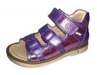 .MyMini сандалии фиолетовый/блеск