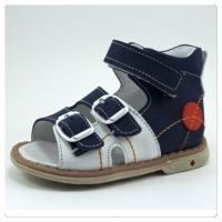 Minitin сандалии 8030  белый/синий