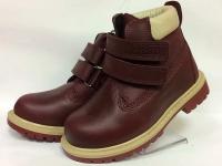 Minitin ботинки осень/весна 505/1 терракот