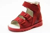 Тотто сандалии 024 красный