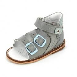Тотто сандалии 022 серый